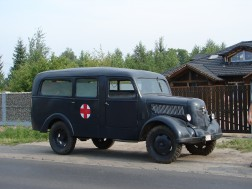 Phenomen first aid car