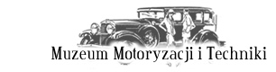 Logo Muzeum Motoryzacji i Techniki w Otrębusach