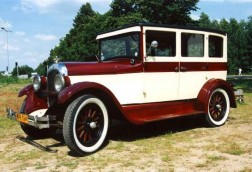 CHRYSLER 58 1926